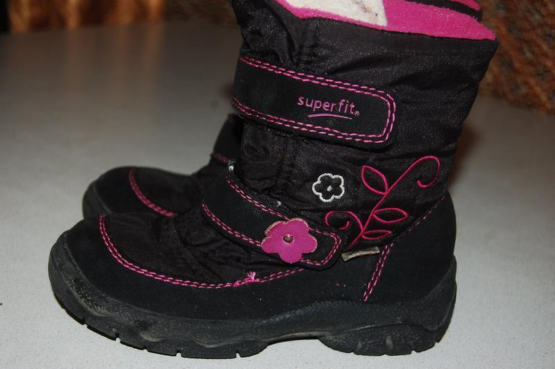 Зимние ботинки  superfit 27 р - Фото 8