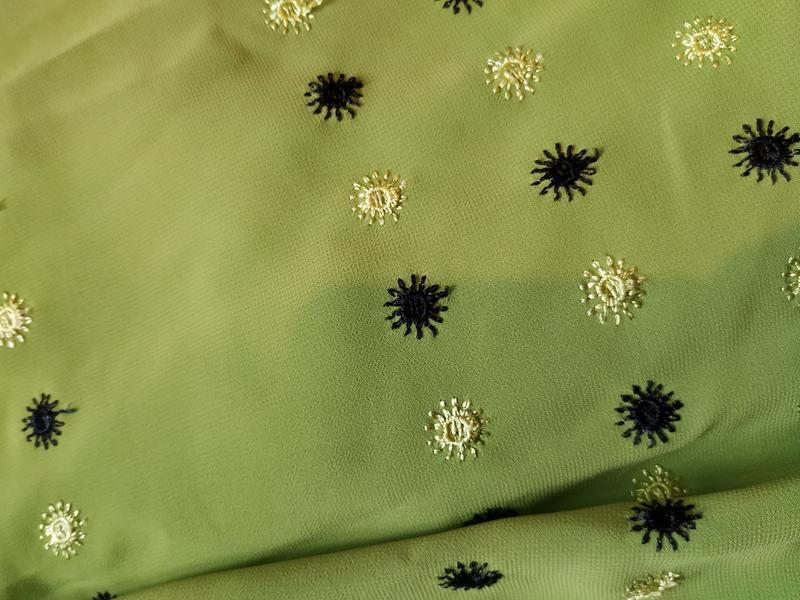 Гарнюнє святкове платтячко на 5-6 років - Фото 2