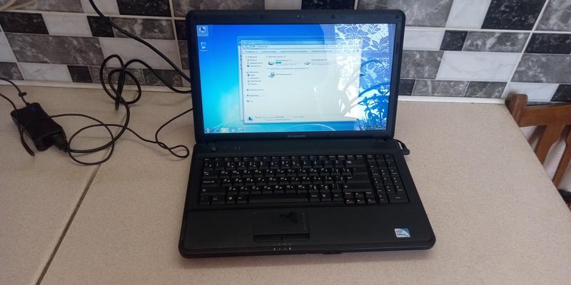 Надежный Ноутбук Lenovo G-550 в очень хорошем состоянии
