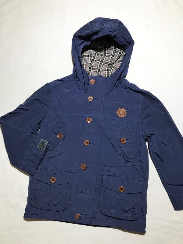Детская куртка (ветровка) fred perry ( фред перри 4-5 лет 110 ...