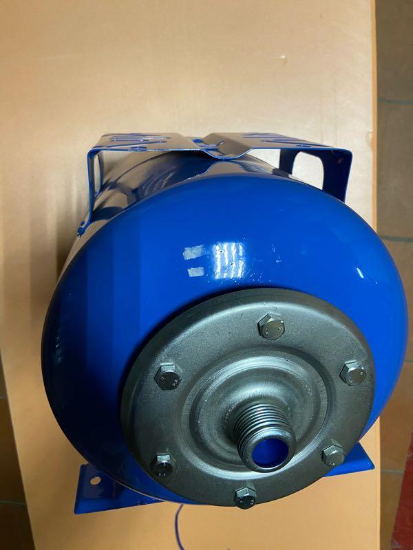 Гидроаккумулятор горизонтальный 24 л
