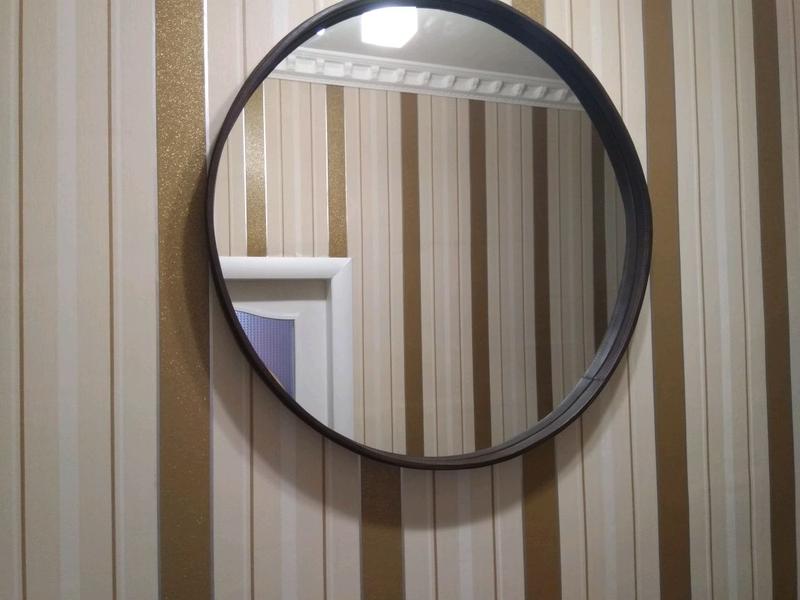 Зеркало круглое - Фото 6