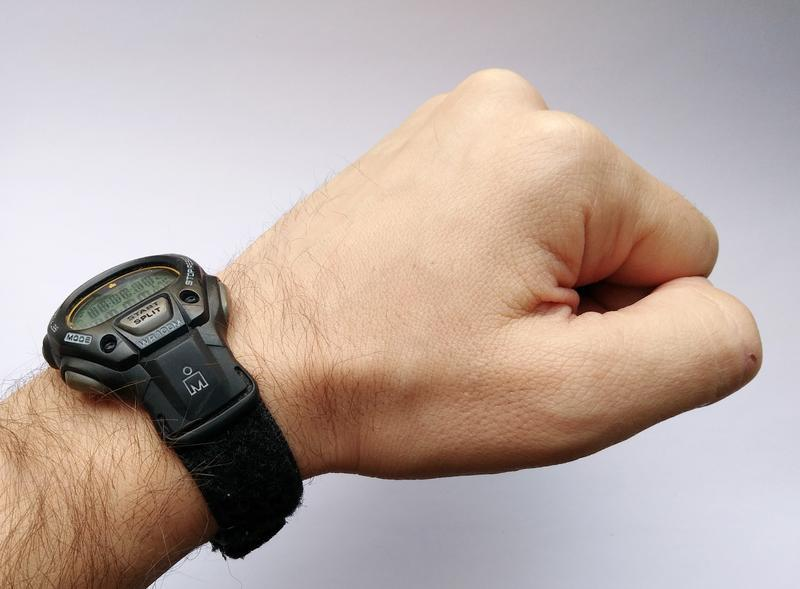Timex ironman triathlon мужские часы из сша indiglo wr100m лип... - Фото 7