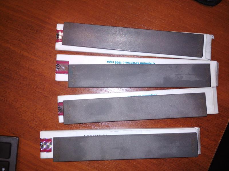 Эльборовые бруски CBN-2 150x25x3 мм - Фото 4