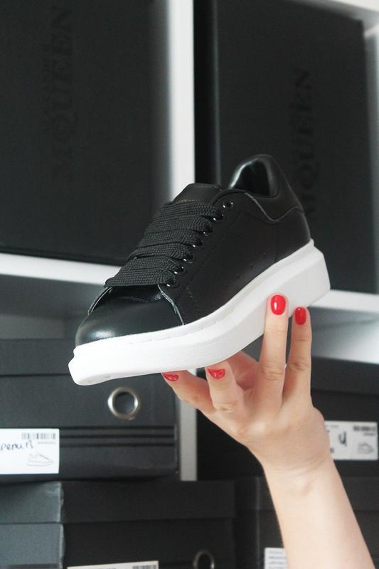 Черные кроссы известного бренда - Фото 5