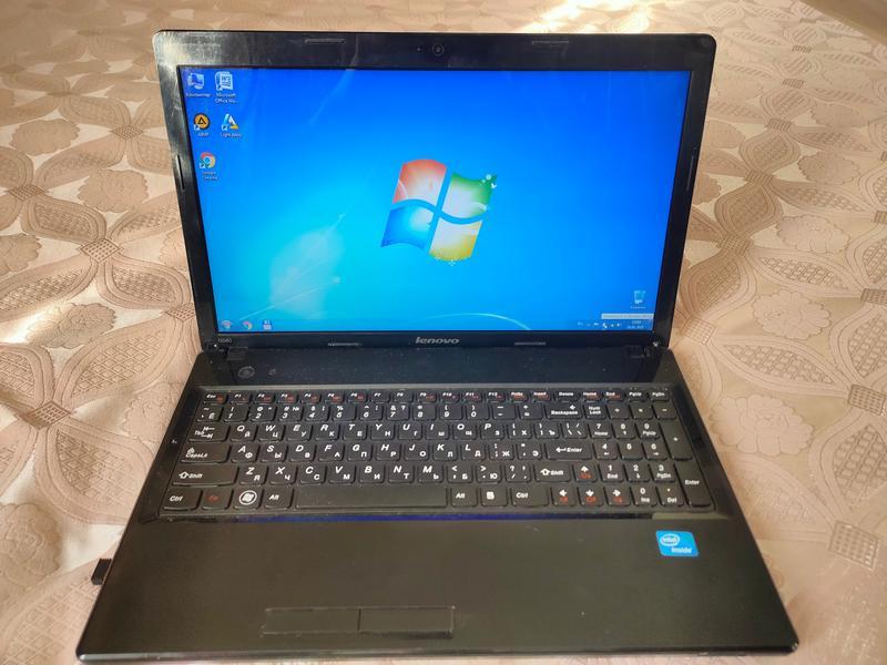 Продам ноутбук Lenovo g580