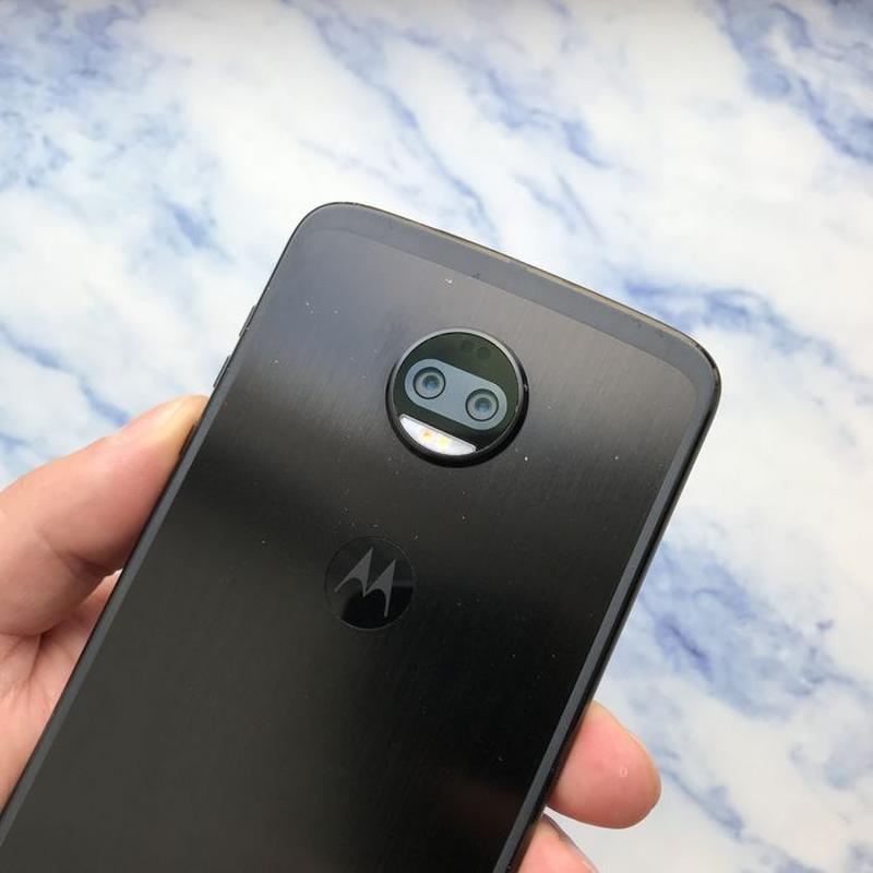 Motorola Moto Z2 Force Black 64 Gb xt1789-01 (#1818) - Фото 5