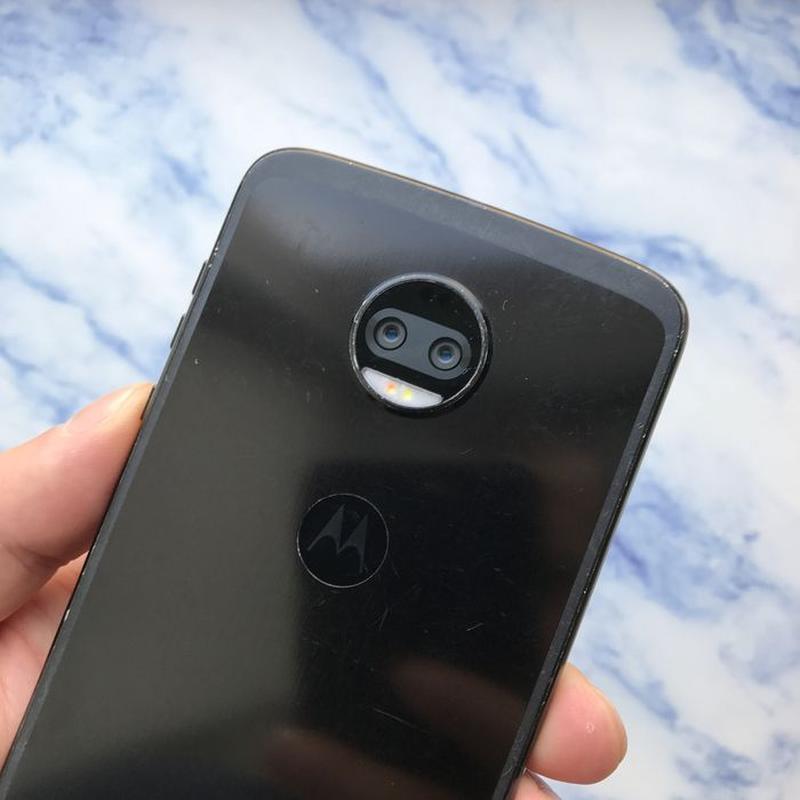 Motorola Moto Z2 Force Black 64 Gb xt1789-01 (#1822) - Фото 5