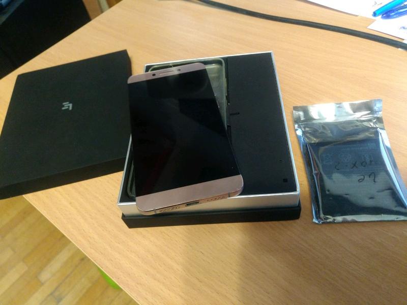 LeTv LeEco Le Max 2 X820  6/64 Snapdragon 820 Quad core - Фото 4