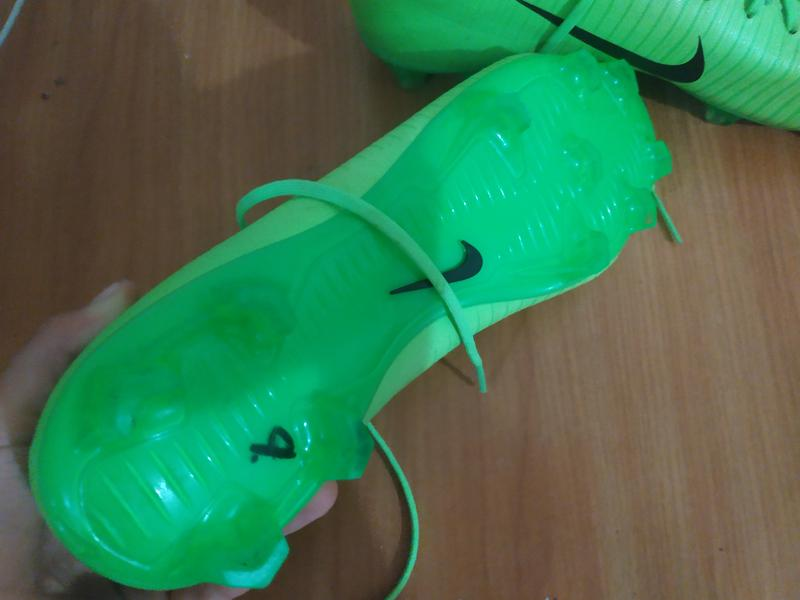 Детские Бутси Nike Mercurial Jr 38р.