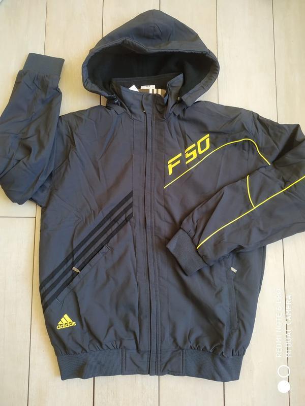 Утепленная мужская куртка adidas