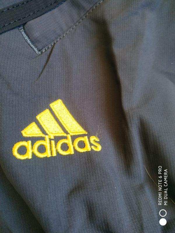 Утепленная мужская куртка adidas - Фото 2