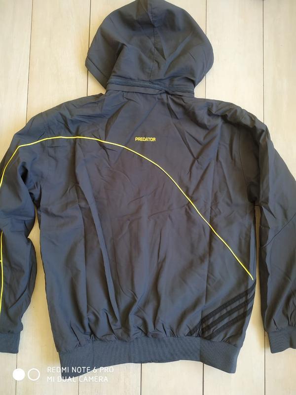 Утепленная мужская куртка adidas - Фото 3