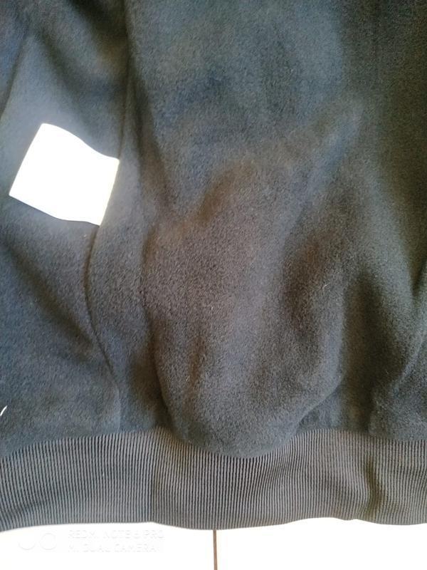 Утепленная мужская куртка adidas - Фото 5