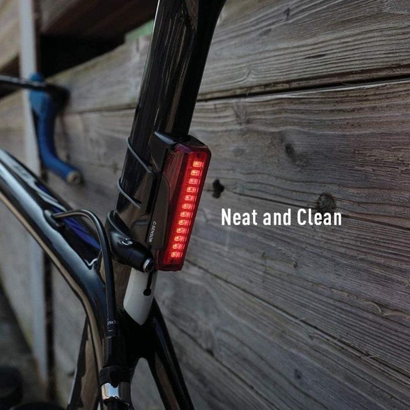 Задний фонарь для велосипеда GUEE Aero-Xe задній велофонарь