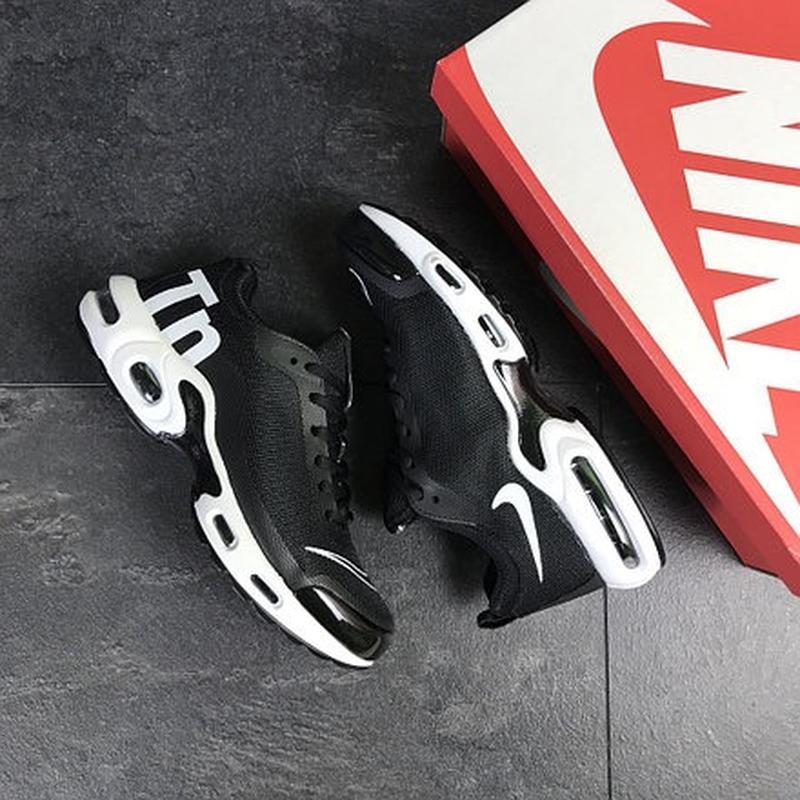 Мужские чёрные кроссовки - Фото 6