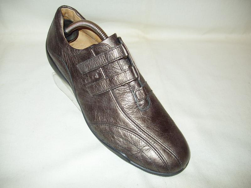 Туфли-кроссовки ** gabor ** словакия. кожа. р.38.