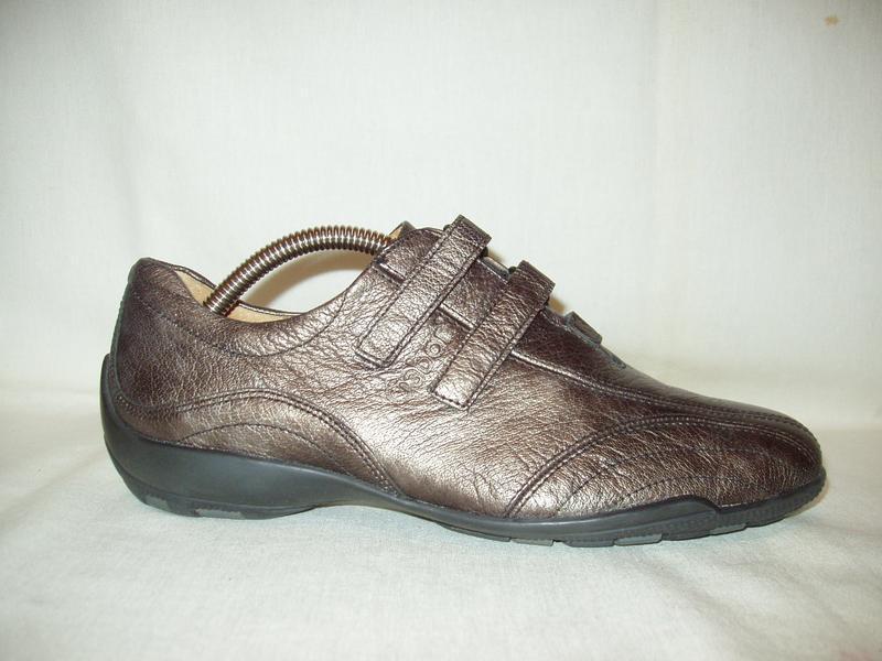 Туфли-кроссовки ** gabor ** словакия. кожа. р.38. - Фото 3