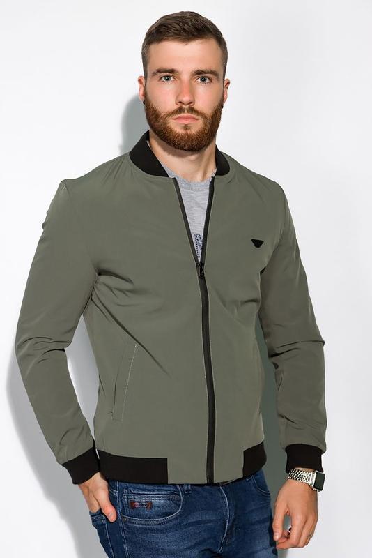 Мужская куртка деми - Фото 2