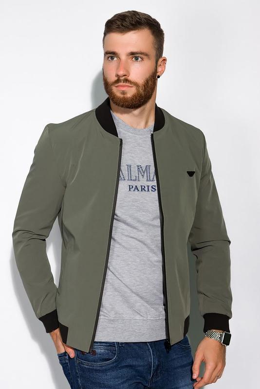 Мужская куртка деми - Фото 3