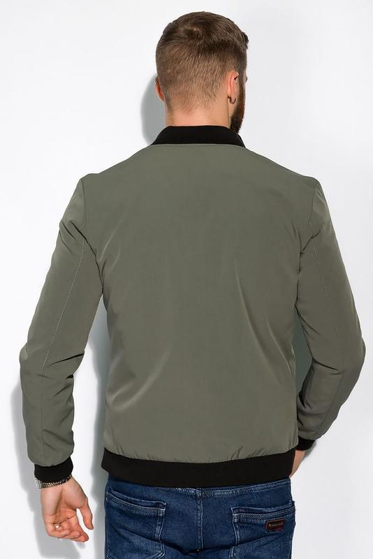 Мужская куртка деми - Фото 4
