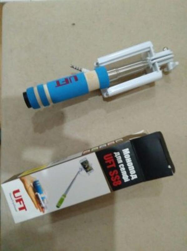 Селфи-монопод со шнуром UFT SS8 COMPACT