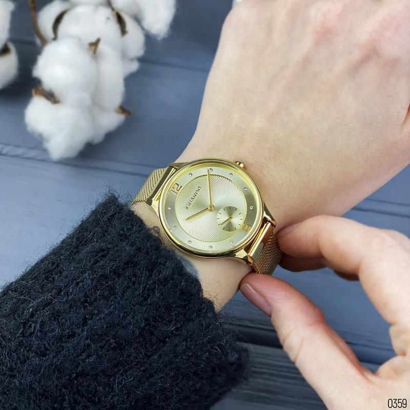 Красивые наручные часы - Фото 6