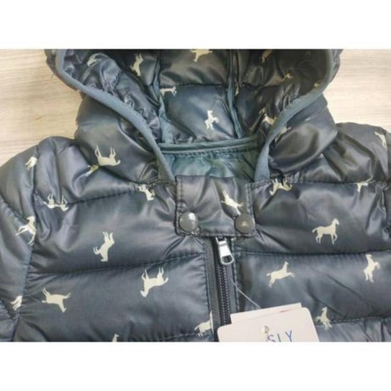 Демисезонная курточка мальчику - Фото 4
