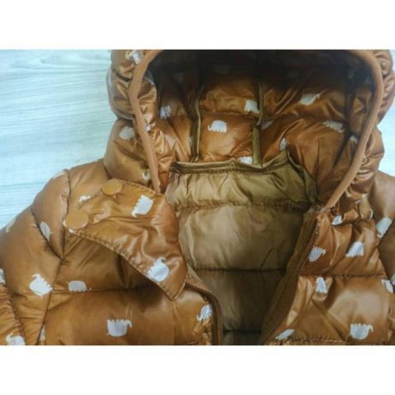 Демисезонная курточка мальчику - Фото 8