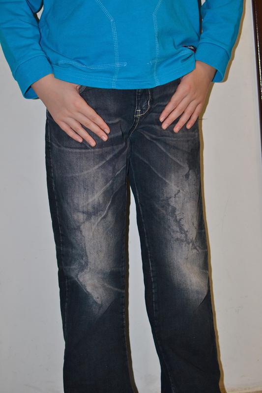 Стильные брендовые утепленные черные джинсы «gee jay»