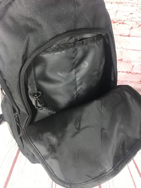 Мужской рюкзак NIKE. Городской спортивный рюкзак Рк39 - Фото 5