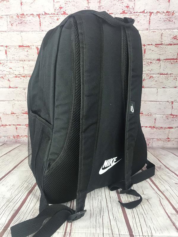 Мужской рюкзак NIKE. Городской спортивный рюкзак Рк39 - Фото 2