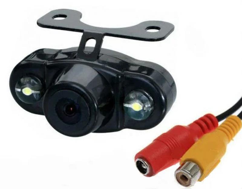 Универсальная камера заднего вида E400 мини-камера в машину