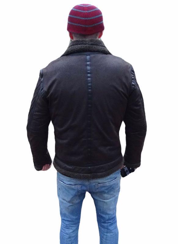 Мужская зимняя куртка Zara L на М 48 - 50 - Фото 2
