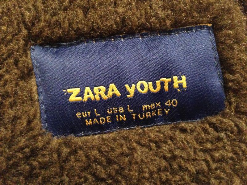 Мужская зимняя куртка Zara L на М 48 - 50 - Фото 5
