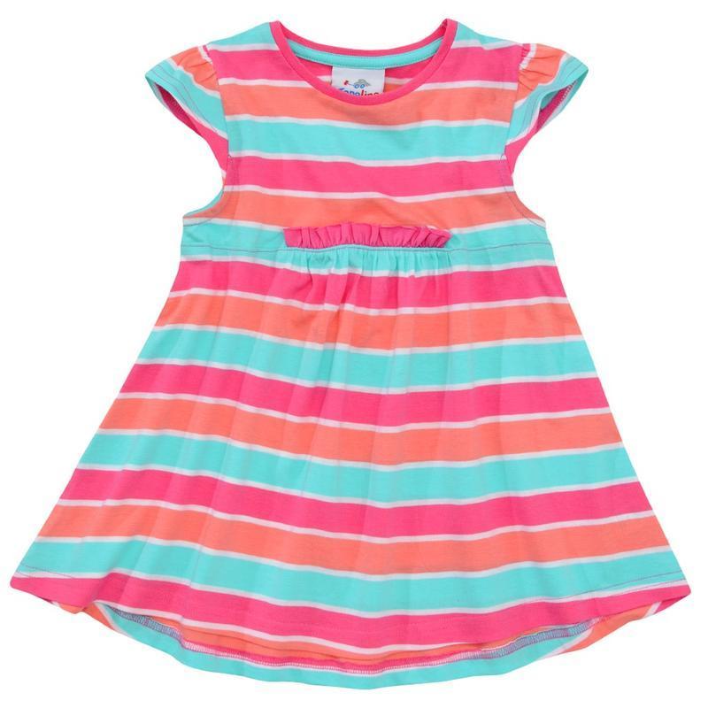 Новые трикотажные платья, туники девочке на рост 116 см от top...