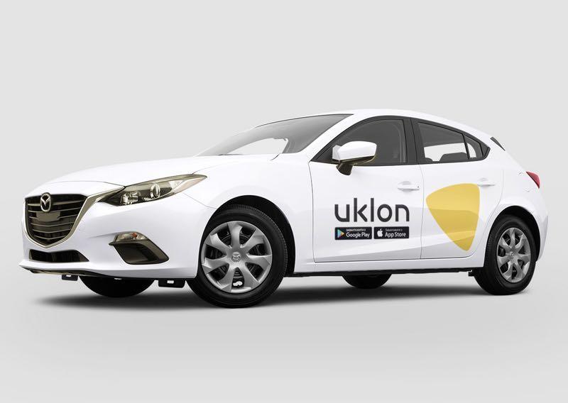 Работа в Уклон  Водитель Uklon Driver
