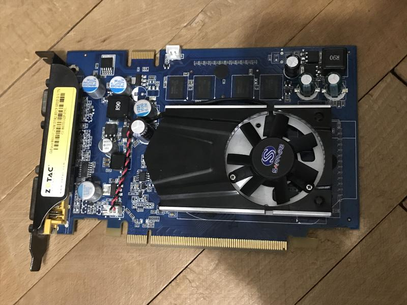 Відеокарта/видеокарта Nvidia GeForce 8600gt  256 Mb 128 Bit