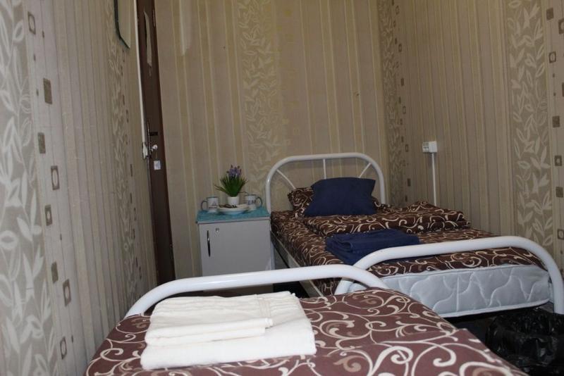 Хостел-Отель. 2-местный номер посуточно и долгосрочно! Лукянов... - Фото 12