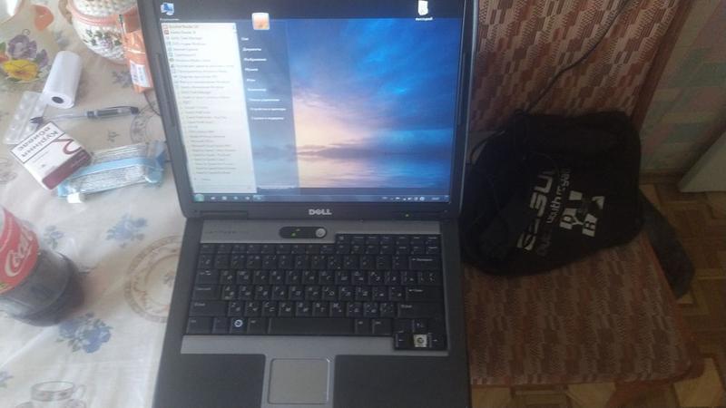 Ноутбук DELL Latituda D530