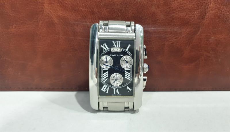 Мужские наручные часы Cartier - Фото 5