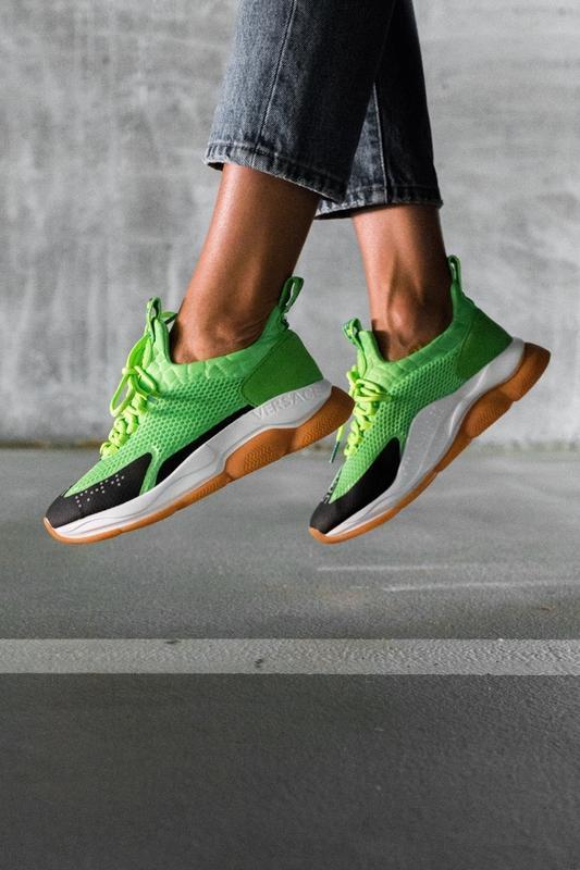 Шикарные женские кроссовки осень - Фото 5