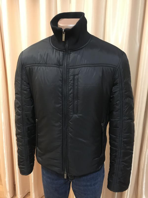 Armani collezioni куртка пуховик оригинал идеал