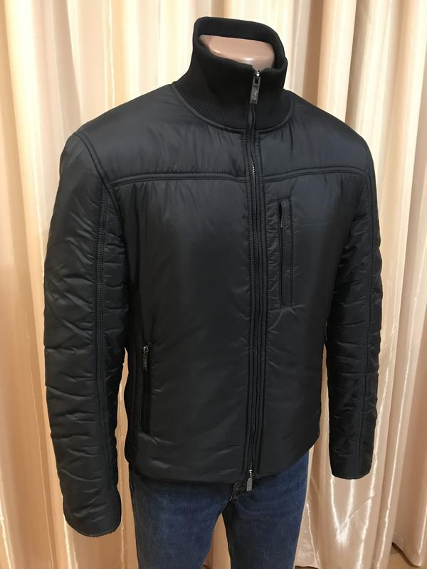 Armani collezioni куртка пуховик оригинал идеал - Фото 2
