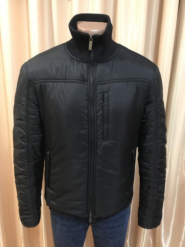 Armani collezioni куртка пуховик оригинал идеал - Фото 3