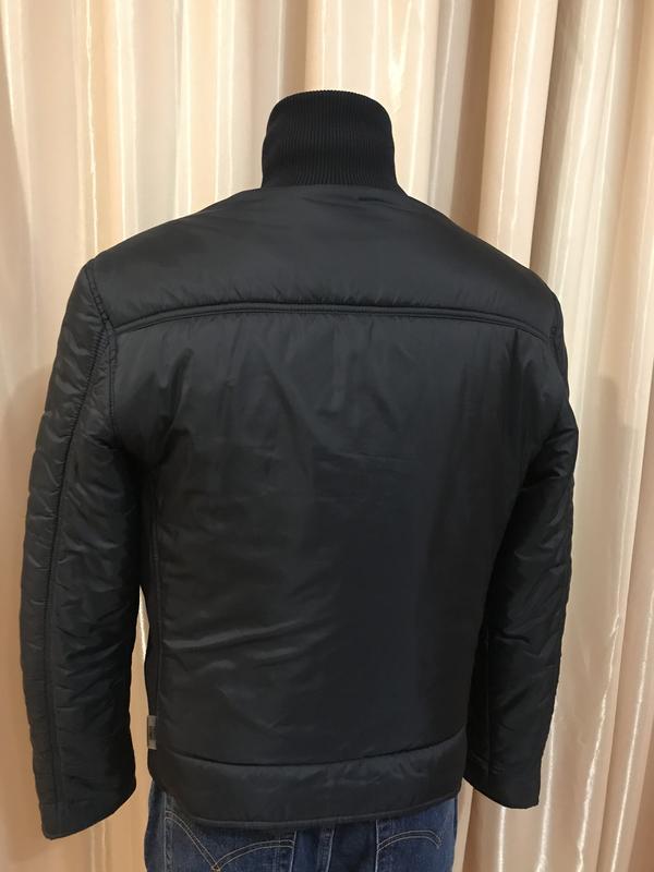 Armani collezioni куртка пуховик оригинал идеал - Фото 6