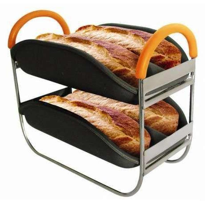 Багетница для хлебопечки Moulinex и не только...