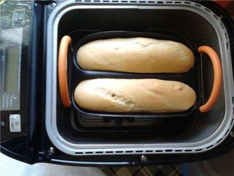 Багетница для хлебопечки Moulinex и не только... - Фото 2