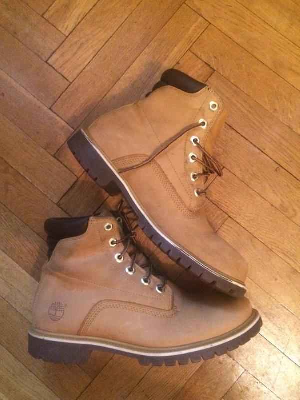 Ботинки мужские,timberland,оригинал