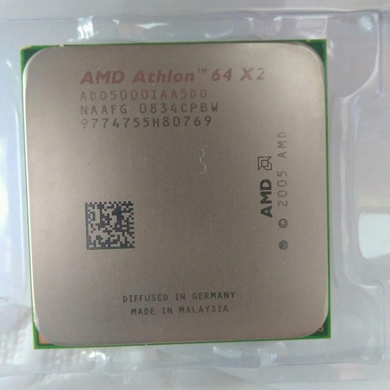 Процессор AMD Athlon 64 x2 5000 AD05000IAA5DO